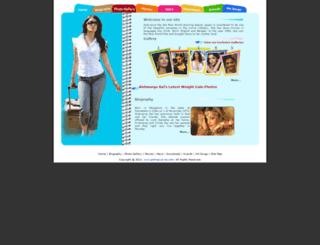 aishwarya-rai.com screenshot