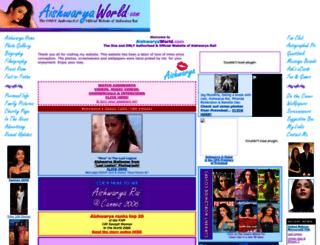 aishwaryaworld.com screenshot