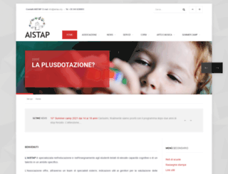 aistap.org screenshot