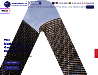 aistechnolabs.com screenshot
