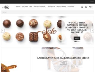 aitadance.com screenshot