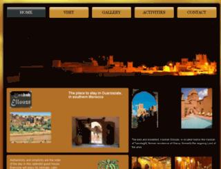 aitbenhaddou.net screenshot