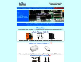 aitech.com screenshot