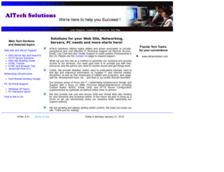 aitechsolutions.net screenshot