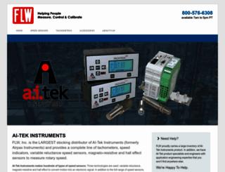 aitek-usa.com screenshot