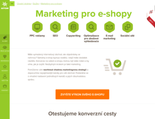 aitomshop.cz screenshot