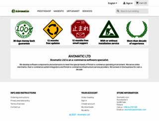 aivomatic.com screenshot
