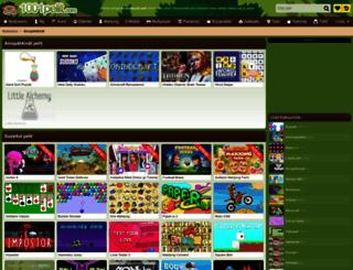 aivopahkinat.1001pelit.com screenshot