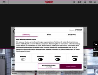 aixtron.com screenshot