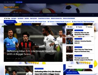 aja-net.com screenshot