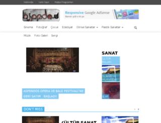 ajanda.tv screenshot