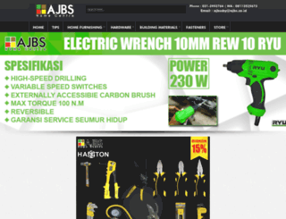 ajbs.co.id screenshot