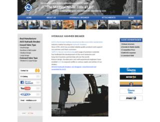 ajce.co.kr screenshot