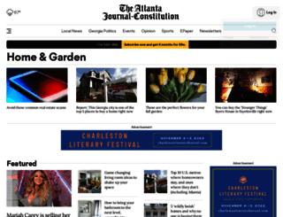 ajchomefinder.com screenshot