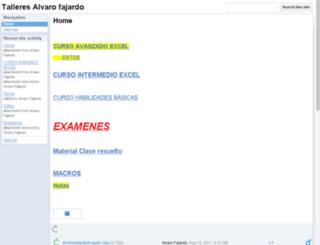 ajfajardo.3a2.com screenshot