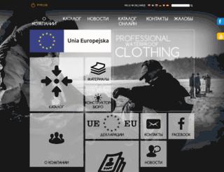 ajgroup.lt screenshot