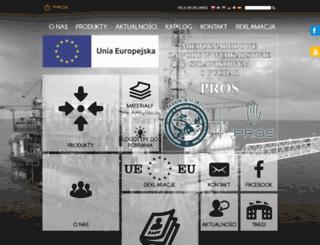 ajgroup.pl screenshot