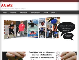 ajiado.org screenshot