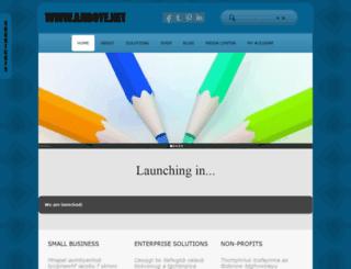 ajiboye.net screenshot