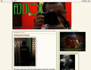 ajijoi.blogspot.com screenshot
