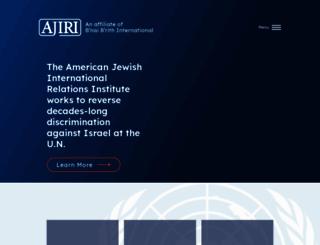 ajiri.us screenshot