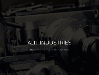 ajitind.com screenshot