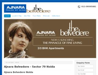 ajnarasbelvedere.com screenshot