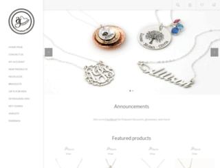 ajscollection.com screenshot