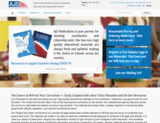 ajspublications.com screenshot