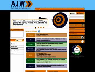 ajwex.com screenshot