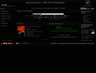 ak-ansichtskarten.de screenshot