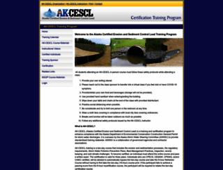 ak-cescl.com screenshot