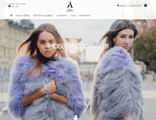 ak-furs.ru screenshot