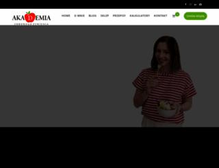 akademiazz.com.pl screenshot