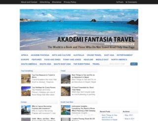 akademifantasia.org screenshot