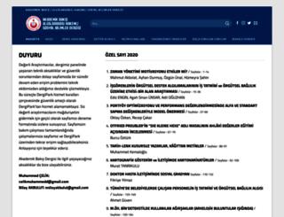 akademikbakis.org screenshot