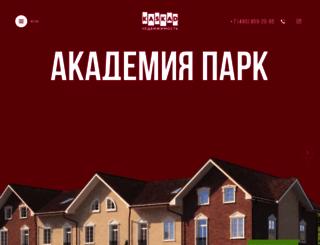akademiya-park.ru screenshot