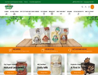akalpsut.com screenshot
