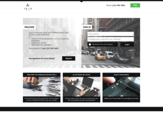 akam.reviewmyinvoice.com screenshot