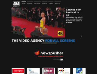 akamedia.net screenshot