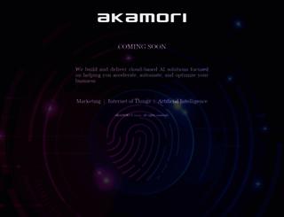 akamori.net screenshot