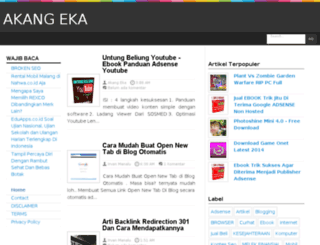 akang-eka.blogspot.com screenshot