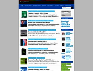 akangware.blogspot.com screenshot