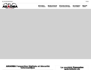 akaoma.com screenshot