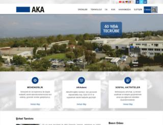 akaoto.com.tr screenshot