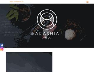 akashia.pl screenshot