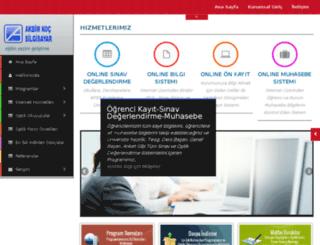 akbimkoc.com screenshot