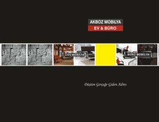 akboz.net screenshot