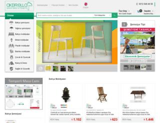 akbrella.com.tr screenshot