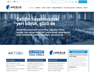 akcelik.com.tr screenshot